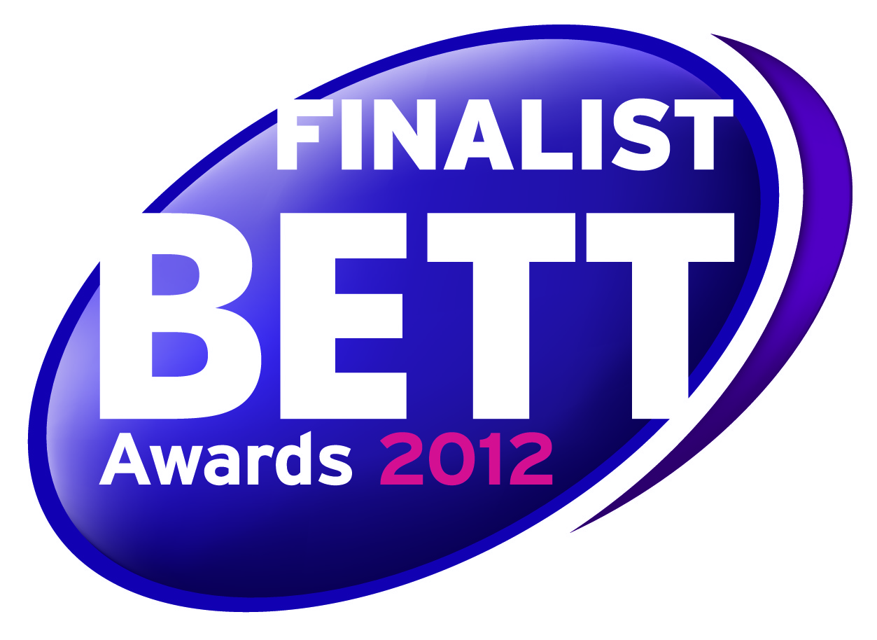 BETTAwards12 Finalist Logo